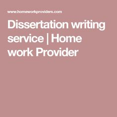 Dissertation writing assistance 2 weeks