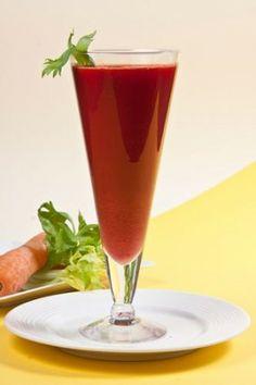 Jugo de zanahoria para desintoxicar el organismo de forma natural. Encuentra más opciones en http://www.1001consejos.com/jugos-para-desintoxicar