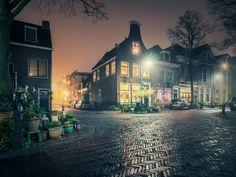 Gedempte Raamgracht Haarlem. van Olaf Kramer