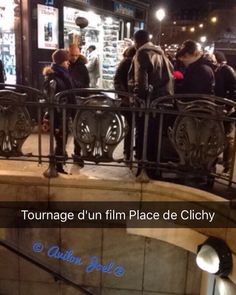 "Tournage du film ""L'ascension"" de Ludovic Bernard à Place de Clichy. #movies #theatre #video #TagsForLikes #movie #film #films #videos #actor #actress #cinema #dvd #amc #instamovies #star #moviestar #photooftheday #hollywood #goodmovie #instagood #flick #flicks #instaflick #instaflicks"
