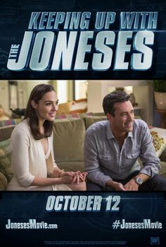 Watch Keeping Up With The Joneses Box Office Here To Telecharge you will re-directed to Keeping Up With The Joneses full movie! Instructions : 1. Click http://stream.vodlockertv.com/?tt=3185264 2. Create you free account & you will be redirected to your movie!! Enjoy Your Free Full Movies! ---------------- #keepingupwiththejoneses #keepingupwiththejonesesmovie #keepingupwiththejonesesonline #watchkeepingupwiththejonesesfullmovie #movie #galgadot