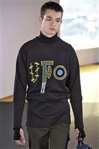Fashion Snoops_Space Robots_Kenzo_Paris_FW 15_16