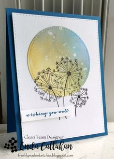 Stampin' Seasons - SU - Dandelion Wishes