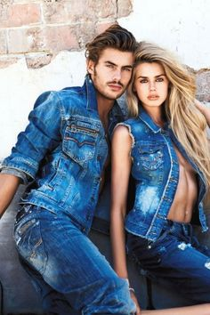 Vanessa Hessler At Guess Accessories Campaign Candice Swanepoel