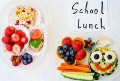 50 Idee per le merende di scuola dei bambini