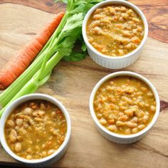Hearty White Bean Soup   My Whole Food Life