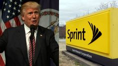 Trump Totally Silent after Sprint Confirms He Lied About Creating 5,000 New Jobs