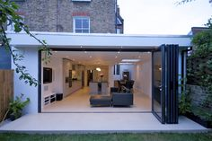 An unloved kitchen in upper Tooting has been brought into the 21st century using clever design features.