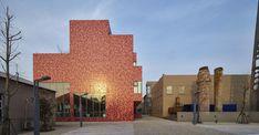 Gallery of Artron Arts Center / Atelier Deshaus - 18