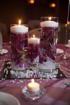 Inexpensive Wedding Centerpiece Ideas 10