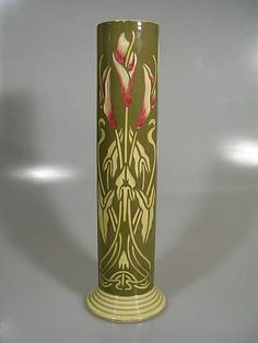 Art Nouveau Vase, c. 1900 France