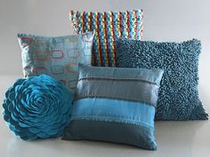 Look to the Metro Jazz pillow pack for a fresh, modern updated look.