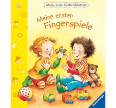 Meine ersten Fingerspiele Poetry Text, Poetry Anthology, Toddler Books, Book Activities, Activity Books, Nonfiction Books, Kindergarten, Audio, Teddy Bear