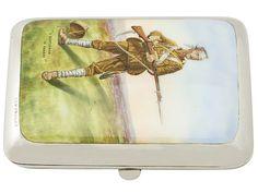Image result for antique cigarette case