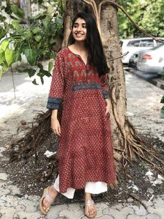 Indian Attire, Indian Wear, Indian Outfits, Indian Clothes, Indian Style, Indian Dresses, Kurta Patterns, Dress Patterns, Pakistani Fashion Casual