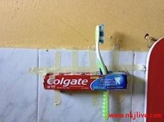 Tooth Brush Holder