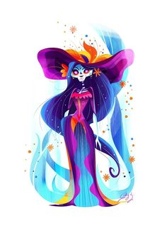 Winner of the CHARACTER DESIGN CHALLENGE! for #DiaDeLosMuertos • Gaby Zermeño* • Blog/Website | (https://www.facebook.com/GabyZermenoIlustracion) ★ || CHARACTER DESIGN REFERENCES (https://www.facebook.com/CharacterDesignReferences & https://www.pinterest.com/characterdesigh) • Love Character Design? Join the #CDChallenge (link→ https://www.facebook.com/groups/CharacterDesignChallenge) Promote your art in a community of over 30.000 artists! || ★
