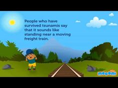 ▶ What is a Tsunami - Geography videos for kids - YouTube