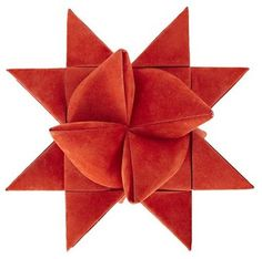 Red Supernova Tree Topper contemporary-holiday-decorations