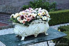 Galeria zdjęć - Dekoracyjne kompozycje na wiosenny stół - Ogrodowisko