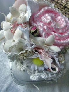 Posey--handmade flowers