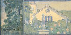 Travertine Backsplash, Pottery, Painting, Art, Ceramica, Art Background, Pottery Marks, Painting Art, Kunst