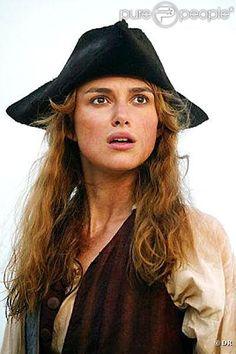 Pirate keira elizabeth swann knightley