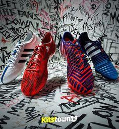 THERE WILL BE HATERS—阿迪达揭开全新足球战靴系列神秘面纱 © kitstown.com 球衫堂