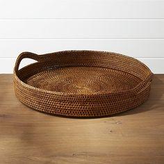 Artesia Tray | Crate and Barrel