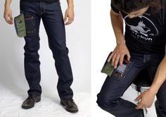 DELTA415 Wearcom iPhone Jeans
