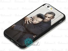 Obama and Kim Jong Un Hugging iPhone 6 Case Cover