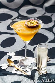 Un cocktail fruité et acidulé comme je les aime! Laissez-vous tenter ;-)
