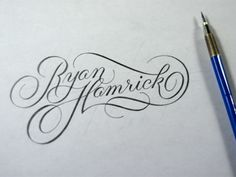 Great type / repinned by http://stephaniegraphisme.wix.com/portfolio