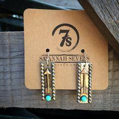 Wild Indian Earrings