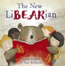 The New LiBEARian is the debut picture book from writer Alison Donald, who has…