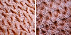industrial machine knitting. - alixtownson.com machknit texture racking patterns