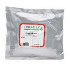 Frontier Herb Bulk Fenugreek Seed Organic Whole, 1 Pound