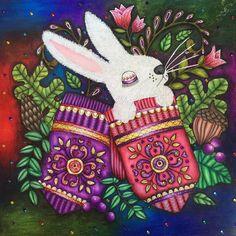 Sagolikt ❤️ by @lidehalloberg  I used prismacolor, atyou spica glitter pens, white gel pen and gems  #sagolikt #emelielidehällöberg #emelielidehalloberg #sagoliktenmålarbok #coloring #adultcoloringbook #adultcoloring #colouringforadults #prismacolor #prismacolorpremier #atyouspica #spicaglitterpens  #bayan_boyan #arte_e_colorir #divasdasartes #fangcolourfulworld #colorindolivrostop #boracolorirtop #coloring_secrets #beautifulcoloring #desenhoscolorir #artecomoterapia #enchantedcoloring…