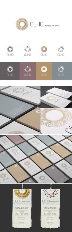 Quite like these colours - but I do feel like they might say 'high end furniture' rather than 'marketing/content agency'.