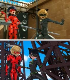 Miraculous Ladybug and Chat Noir: Why Don't They Know Yet? Miraculous Ladybug Wallpaper, Miraculous Ladybug Fan Art, Meraculous Ladybug, Ladybug Comics, Ladybug Crafts, Lady Bug, Les Miraculous, Ladybug Und Cat Noir, Ladybug And Cat Noir Reveal