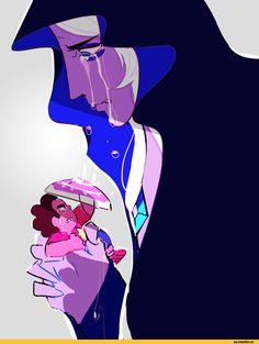Blue Diamond,SU Персонажи,Steven universe,фэндомы,Steven (SU),SU art,pepegle