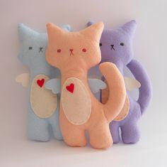 Kitty Cat Plush -