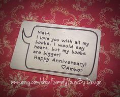 Engraved Wallet Card - Wallet Insert - Metal Wallet Card - Husband Anniversary - Humor Gift - Weddings - Gift for Him - 1st Anniversary - 5th Anniversary - 10th Anniversary - 20th Anniversary - Humor Gift - Best of Etsy - Gift Ideas https://www.etsy.com/listing/229386515/engraved-wallet-card-wallet-insert-metal?ref=shop_home_active_13