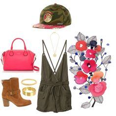 """""""Wildflower"""" by lids4hats on Polyvore"""