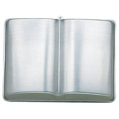 Book cake pan. They even have this out there. Wow.