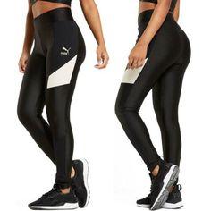 81219e8ce7b11b Détails sur Puma Retro Legging Femmes Tights Pantalon en survêtement  Jogging Short- afficher le titre d'origine