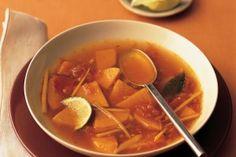 Spicy Sweet Potato Soup