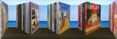 Patrick Hughes, Picture Books, 2009, Winsor Gallery