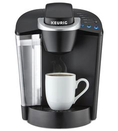Chance to Win a Keurig K55 K-Cup Coffee Maker! Keurig K-Cup Coffee Maker, is a perennial best-seller. The Keurig K55 brews a rich, smooth, and delicious...