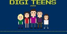 Czech Digi Teens 2013